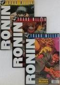 Ronin - Minissérie Completa 3 Edições