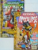 A Ascensão Do Apocalipse - Minissérie Completa 2 Edições