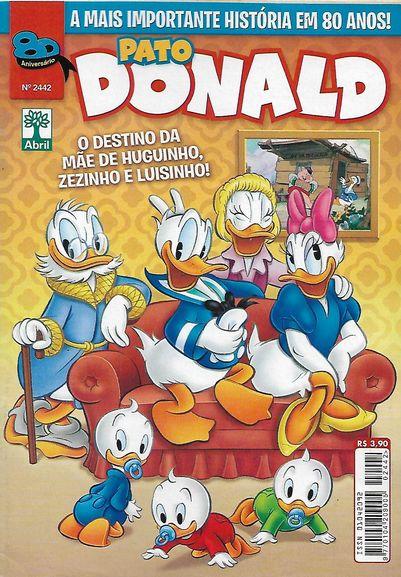Pato Donald Nº 2442
