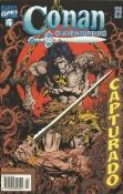 Conan O Aventureiro Nº 4