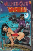 Mulher Gato E Vampirella