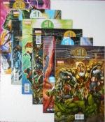 A Era De Ultron - Minissérie Completa 6 Edições