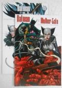 Batman E Mulher-Gato - Rastro De Pólvora - Minissérie Completa 2 Edições