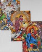 Liga Da Justiça - Outro Prego - Minissérie Completa 3 Edições