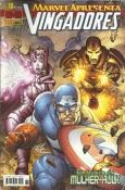 Marvel Apresenta Nº 18 Vingadores