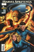 Marvel Apresenta Nº 23 - Quarteto A Matéria Prima Dos Pesadelos
