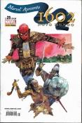 Marvel Apresenta Nº 25 1602 Novo Mundo