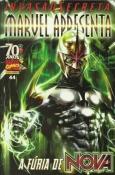 Marvel Apresenta Nº 44 A Fúria De Nova