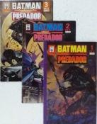 Batman Versus Predador - Minissérie Completa 3 Edições