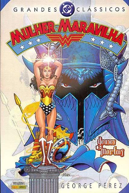 Grandes Clássicos DC Nº 2 - Mulher Maravilha