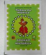 Turma Da Mônica Coleção Histórica Vol 49 - Box Completo