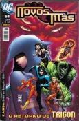 Novos Titãs Nº 61 (1ª Série)