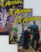 Robin - Minissérie Completa 3 Edições