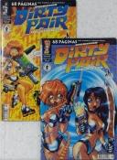 Dirty Pair - As Panteras Do Espaço - Minissérie Completa 2 Edições