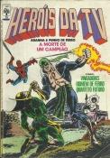 Heróis Da TV Nº 75 (2ª Série) C/ Página Do Dicionário Marvel