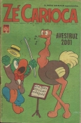 Zé Carioca Nº 951