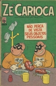Zé Carioca Nº 1469