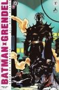 Batman X Grendel (2ª Edição) - Minissérie Parte 1
