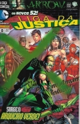 Liga Da Justiça Nº 8 (2ª Série)