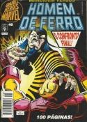 Grandes Heróis Marvel Nº 48 (1ª Série)