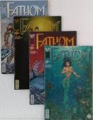 Fathom - Minissérie Completa 4 Edições