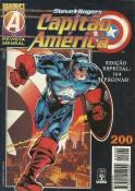 Capitão América Nº 200 Edição Especial