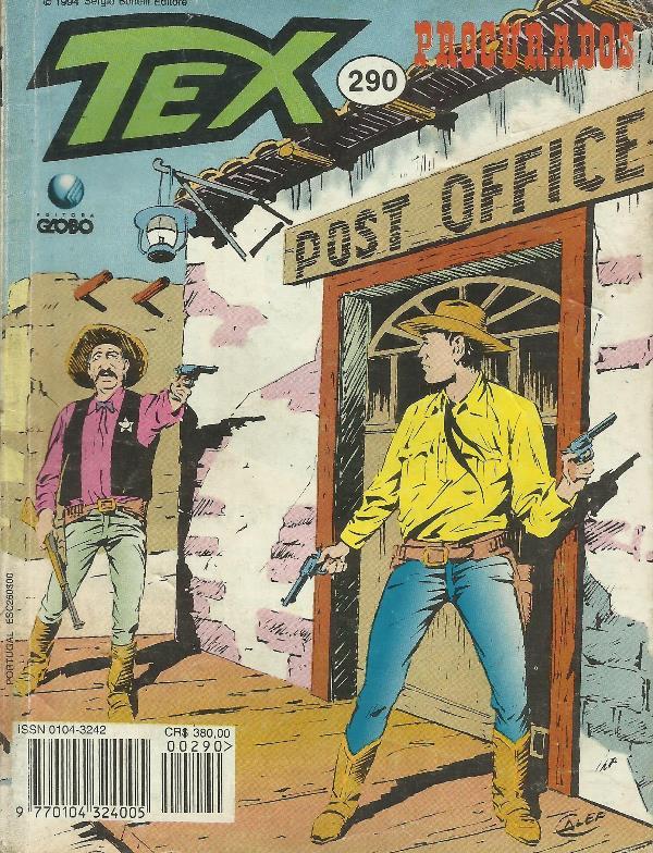 Tex Nº 290