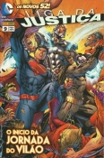 Liga Da Justiça Nº 9 (2ª Série)