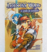 Lodoss War: A Lenda Do Cavaleiro N° 1